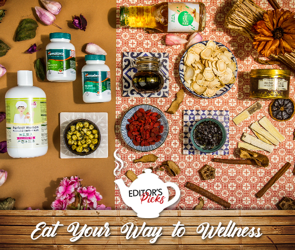 EAT YOUR WAY TO WELLNESS