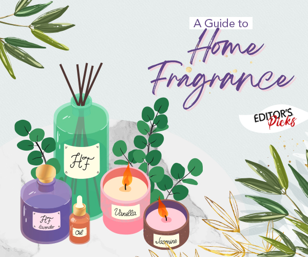 A GUIDE TO HOME FRAGRANCE
