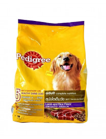 PEDIGREE ADULT LAMB & RICE 3KG (& VEGE)