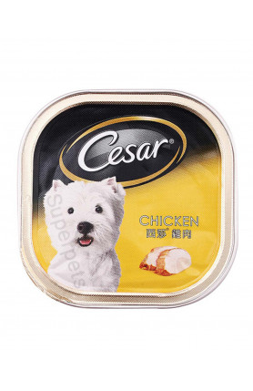 CESAR - CHICKEN 100G