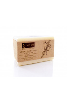 VCO BODY SOAP (SHEA BUTTER) 130GM