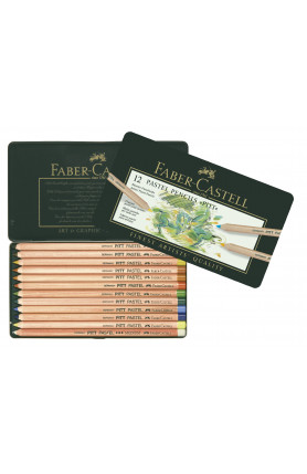 PITT Pastel Pencils Tin of 12