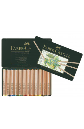 PITT Pastel Pencils Tin of 36