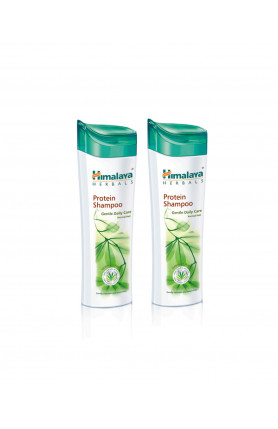 (TWIN PACK) HIMALAYA PROTEIN SHAMPOO GENTLE DAILY CARE ..