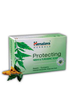 Himalaya Purifying Neem and Turmeric Soap 75gm