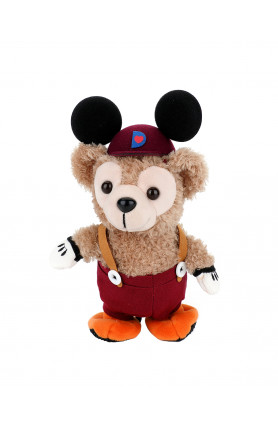 DUFFY VOICE RECORDING PLUSH TOY