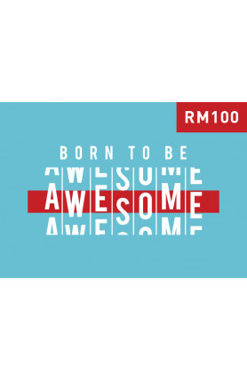 YOU ARE AWESOME (RM100)