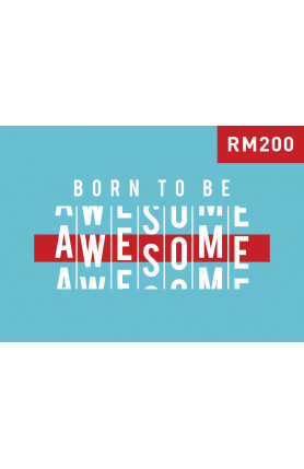 YOU ARE AWESOME (RM200)