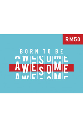 YOU ARE AWESOME (RM50)