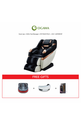 [FREE HAMPER] Smart Jazz + O.M.G. Foot Massager + EYE T..