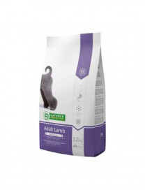 NATURE'S PROTECTION ADULT W LAMB DOG DRY FOOD 4KG