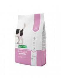 NATURE'S PROTECTION JUNIOR WITH LAMB DOG DRY FOOD 2KG