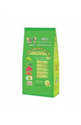 VEGEPET BBQ FLAVOUR PUPPY DRY FOOD