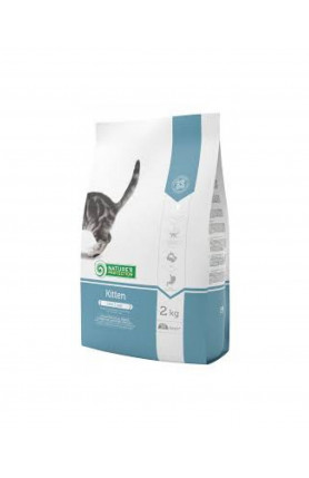 NATURE'S PROTECTION KITTEN CAT DRY FOOD 2KG