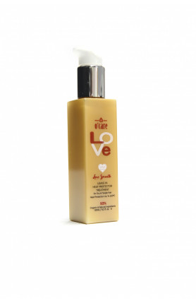 O'CARE LOVE SMOOTH HAIR LEAVE-IN TREATMENT 120ML