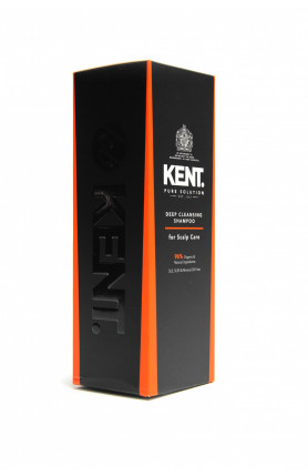 KENT PURE SOLUTION DEEP CLEANSING SHAMPOO 400ML