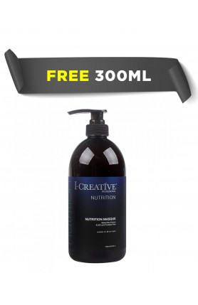 (FREE 300ML) I-CREATIVE NUTRITION MASQUE 1000ML