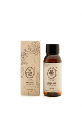 HYDRATING DAMASK ROSE FLORAL FACIAL CLEANSER TRAVEL SIZ..