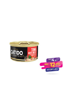 CATIDO TUNA WHITE MEAT WITH SALMON AND CHEESE IN JELLY ..