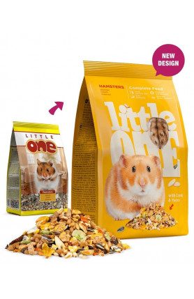 LITTLE ONE HAMSTERS 900G
