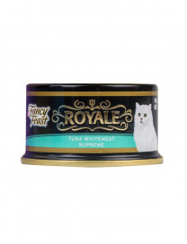 FANCY FEAST ROYALE TUNA WHITEMEAT SUPREME 85G