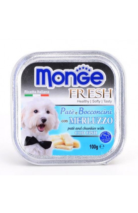 MONGE FRESH COD FISH 100G