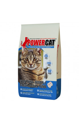 POWER CAT FRESH OCEAN TUNA 1.3KG