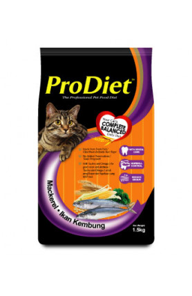 PRODIET MACKEREL 500G