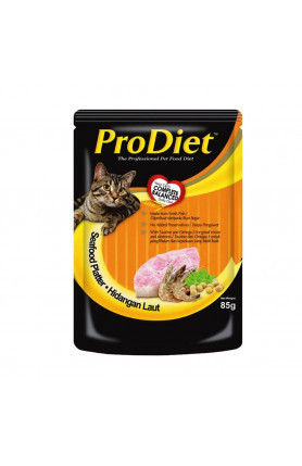 PRODIET SEAFOOD PLATTER 85G