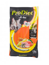 PRODIET GOURMET SEAFOOD 1.5KG