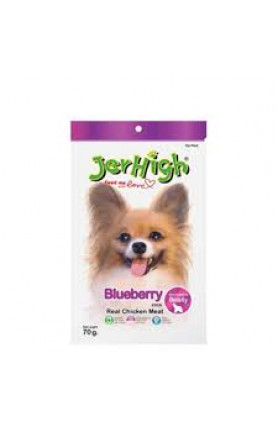 JERHIGH BLUEBERRY 70G
