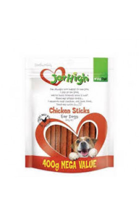 JERHIGH CHICKEN STICK 400G