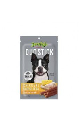 JERHIGH CHICKEN WITH CHEESE STICK 50G