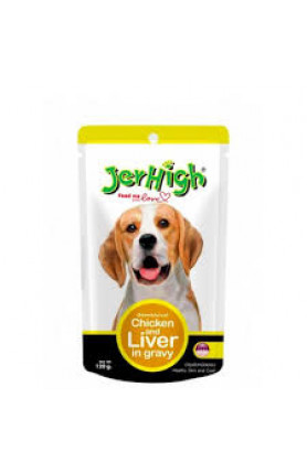 JERHIGH POUCH CHICKEN & LIVER