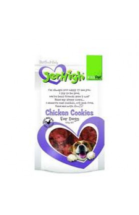 JERHIGH CHICKEN COOKIES 100G