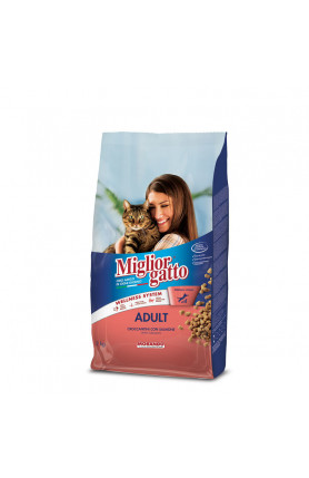 MIGLIOR GATTO ADULT SALMON CAT DRY FOOD