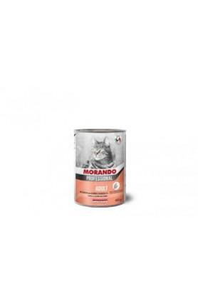 MORANDO PROFESSIONAL CHUNKS SHRIMPS & SALMON 405G