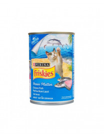 FRISKIES OCEAN FISH CAN 400G