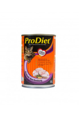 PRODIET WHOLE MACKEREL 400G