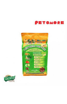 VEGEPET CHEESE FLAVOUR DOG DRY FOOD 6.8KG
