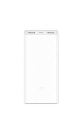 MI POWER BANK 2C WHITE