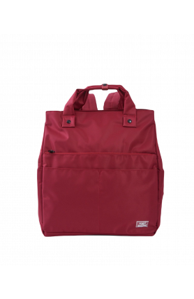 SHIFT Ⅱ WATER REPELLENT 3WAY TOTE TYPE BACKPACK - MAROO..