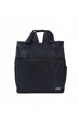 SHIFT Ⅱ WATER REPELLENT 3WAY TOTE TYPE BACKPACK - BLACK..