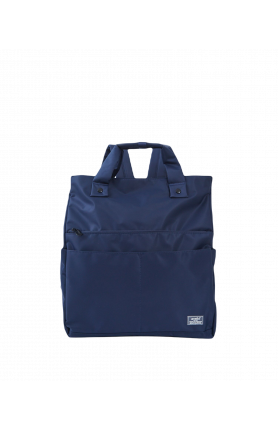 SHIFT Ⅱ WATER REPELLENT 3WAY TOTE TYPE BACKPACK - NAVY..