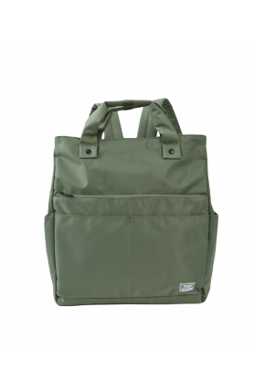 SHIFT Ⅱ WATER REPELLENT 3WAY TOTE TYPE BACKPACK - OLIVE..