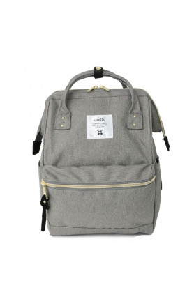 CROSS BOTTLE BASE BACKPACK MINI - HEATHER GRAY