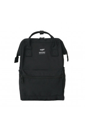TRACK CLASP BACKPACK SMALL - BLACK