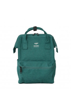 TRACK CLASP BACKPACK SMALL - DARK GREEN