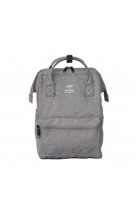 TRACK CLASP BACKPACK SMALL - GREY