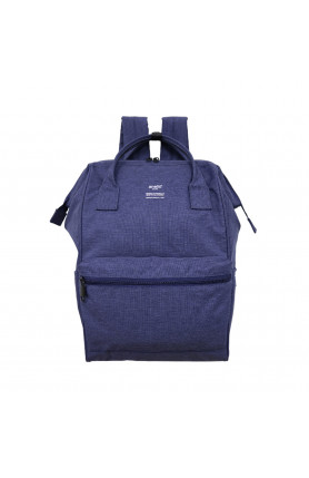 TRACK CLASP BACKPACK SMALL - NAVY